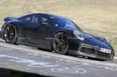 Spyshots de la future Porsche 911 GT3 sur le Nürburgring