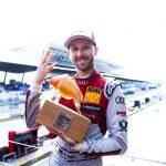 Audi célèbre à Spielberg sa 100ème victoire en DTM