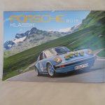 Calendrier Porsche Klassik 2019 – Delius Klasing