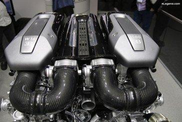 Fin inévitable du moteur Bugatti W16 face à l'hybridation