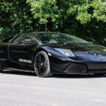 Lamborghini Murciélago LP-640 Versace de 2007 – Une série limitée de 20 exemplaires