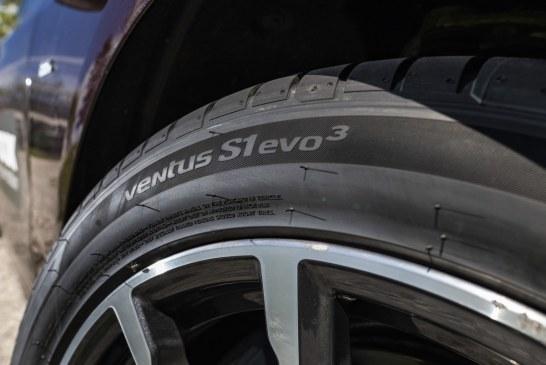 Nouveau pneu UHP Hankook Ventus S1 evo 3 pour voitures et SUV