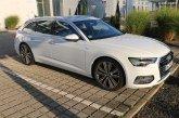 Premier contact avec la nouvelle Audi A6 Avant chez Audi à Ingolstadt