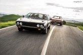 50 ans de Lamborghini Espada et Islero célébrés par un roadtrip en Italie
