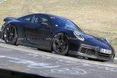 Spyshots de la future Porsche 911 GT3 Touring sur le Nürburgring