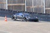 Spyshots Porsche 911 RSR de 2019 avec de curieux échappements