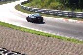 Spyshots d'une Porsche 911 Turbo Type 992 avec un énorme aileron