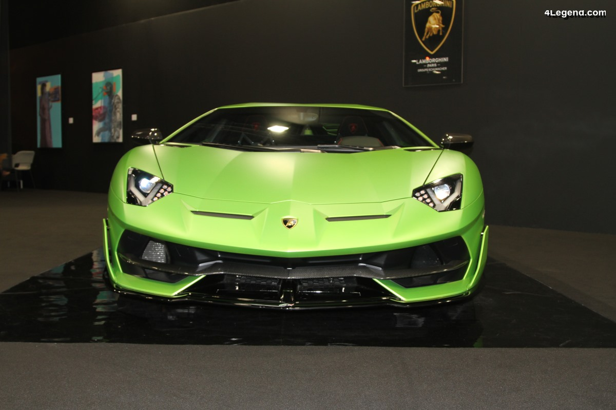 Anecdote - Fonctionnement de l'ALA 2.0 sur la Lamborghini Aventador SVJ