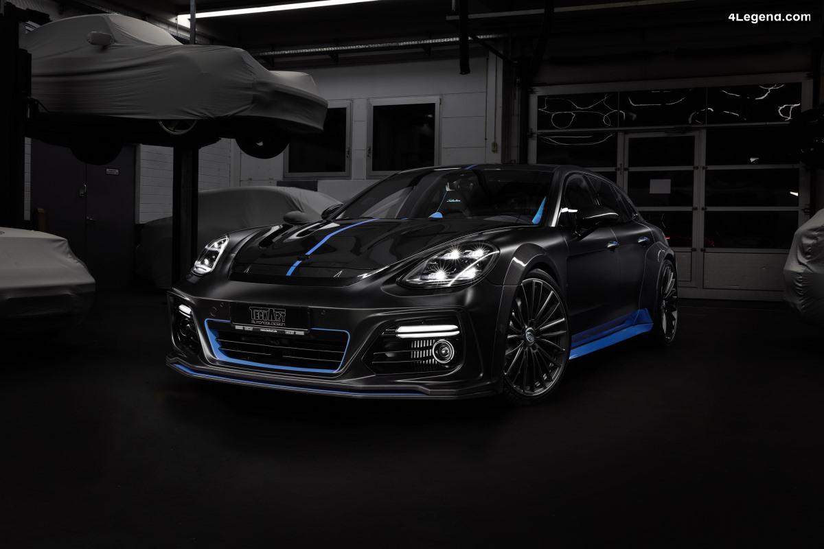 Techart GrandGT Selective - Une Porsche Panamera Sport Turismo exclusive