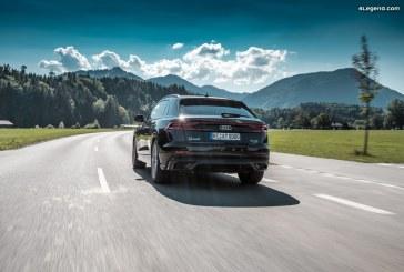 330 ch pour l'Audi Q8 50 TDI quattro via ABT Sportsline