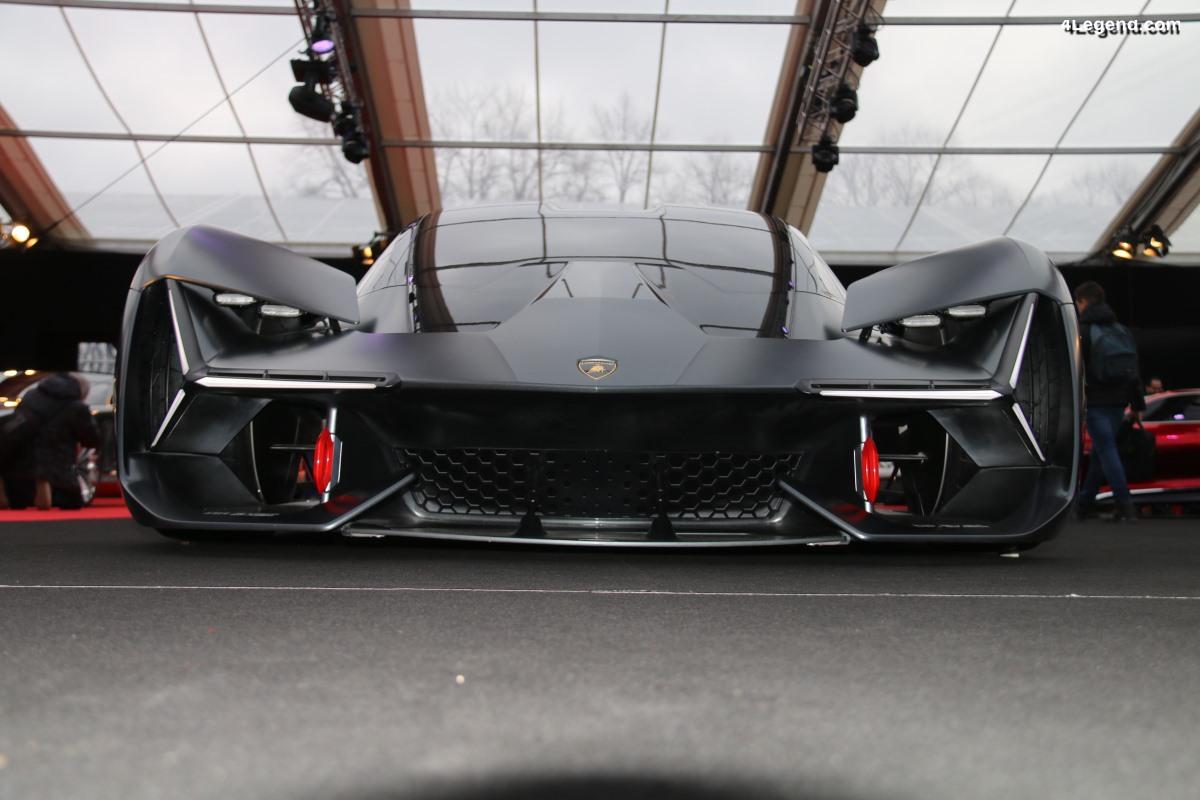 Lamborghini Unico - Une nouvelle hypercar hybride de 838 ch