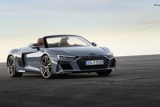 Nouvelle Audi R8 restylée 2019 – Encore plus sportive
