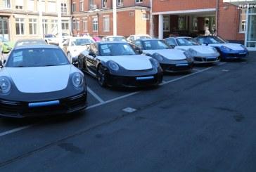 Augmentation des ventes 2018 de modèles Porsche après 9 mois