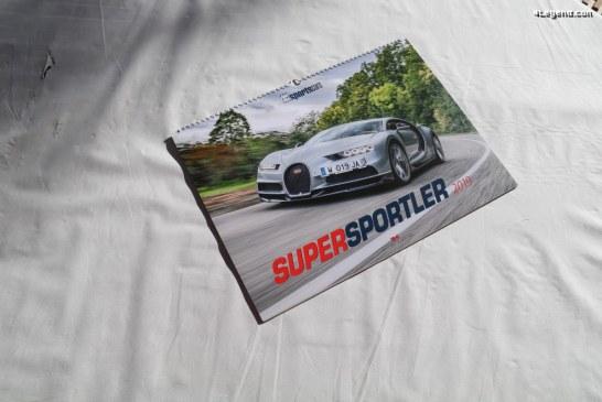 Calendrier Supersportler 2019 – Delius Klasing
