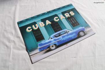Calendrier Cuba Cars 2019 – Delius Klasing
