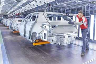 Démarrage de la production de l'Audi A1 chez SEAT à Martorell