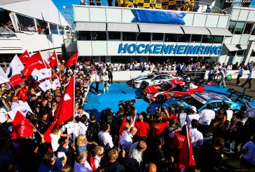 DTM – 6ème victoire d'affilée du pilote Audi René Rast lors de la finale à Hockenheim