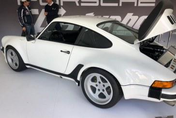 11 Porsche 911 Type 930 construites par Lanzante avec des moteurs TAG F1 V6 Turbo