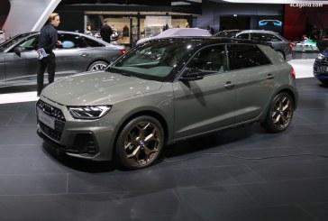 Paris 2018 – Audi A1 : finition en baisse mais gain en technologies
