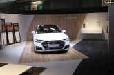 Paris 2018 – Audi A8 L 55 TFSI quattro dans le Lounge Audi exclusive