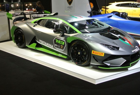 Paris 2018 – Lamborghini Huracán Super Trofeo Evo 10th Edition