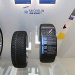 Paris 2018 – Découverte du pneu hiver Michelin Alpin 6