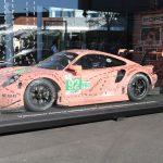 Paris 2018 – Porsche 911 RSR Pink pig 2018
