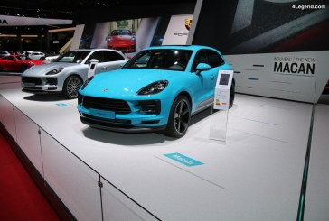Paris 2018 – Le nouveau Porsche Macan fait ses débuts en Europe