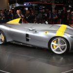 Des pneus Pirelli P Zero sur-mesure pour les Ferrari Monza SP1 et Monza SP2