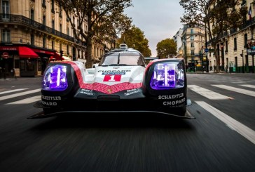 Porsche 919 Tribute Tour à Paris