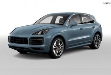 Pack SportDesign pour le Porsche Cayenne Turbo