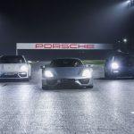 Nouvelle expérience de nuit avec des modèles Porsche hybrides en Malaisie
