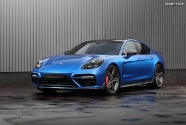Porsche Panamera GT Edition par Topcar