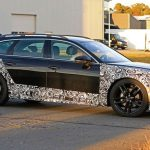 Spyshots Audi A6 allroad quattro 2019