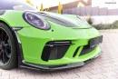 Pack sport carbone Techart pour Porsche 911 GT3 RS Type 991.2