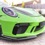 Pack sport carbone Techart pour Porsche 911 GT3 RS Type 991.2
