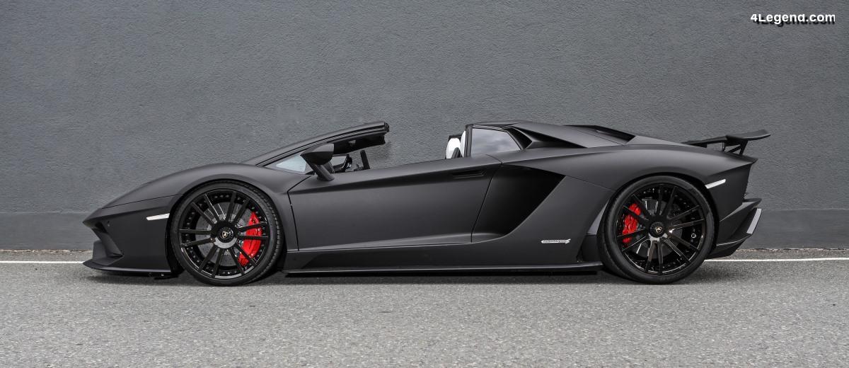 Lamborghini Aventador S-Presso par Wheelsandmore
