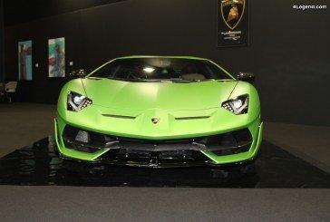 Anecdote – Fonctionnement de l'ALA 2.0 sur la Lamborghini Aventador SVJ