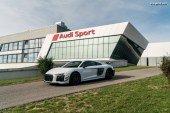 Audi R8 V10 plus Coupe Competition package – Limité à 10 modèles pour les USA
