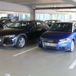 Grande baisse des livraisons de voitures Audi en Europe en septembre 2018