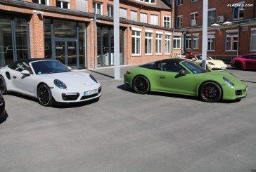Porsche réalise une croissance de son chiffre d'affaires et de son résultat d'exploitation