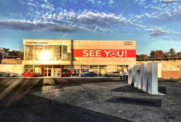 Bel hommage d'Audi à Mercedes-Benz suite à son retrait en DTM