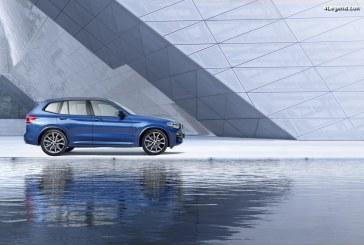 Le pneu Yokohama Advan Sport V105 en première monte sur la BMW X3