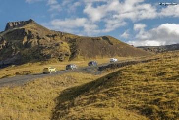 Lamborghini Avventura : une expédition avec l'Urus pour découvrir l'Islande