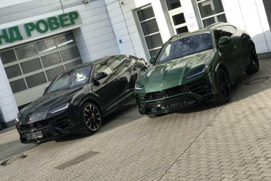 Topcar personnalise le Lamborghini Urus