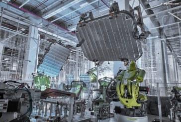 De l'aluminium durable pour le logement de batterie de l'Audi e-tron