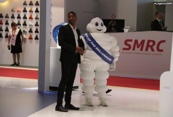 Paris 2018 – Bibendum sacré «Icône du Millénaire» par Advertising Week