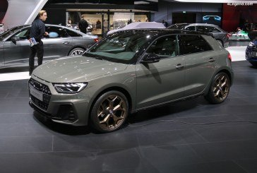 Paris 2018 – Audi A1 : finition en baisse mais gain en technologies