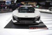 Paris 2018 – Audi PB18 e-tron : la supercar électrique du futur