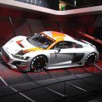 Paris 2018 – Première mondiale de l'Audi R8 LMS GT3